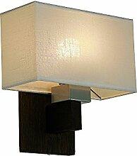 Wandlampe - Wero Design Vitoria-016 A WEIß TR -