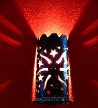 Wandlampenschirm aus Schmiedeisen