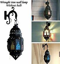 [Wandlaterne Marokkanische Stil Wandlampe]