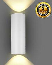 Wandleuchte 20W LED Wandlamp Innen Aussen