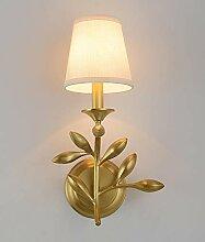 Wandleuchte,Amerikanische Nachttischlampe