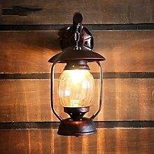 Wandleuchte, Amerikanisches Petroleumlampe