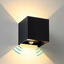 Wandleuchte Bewegungsmelder SEALIGHT LED Wandlampe