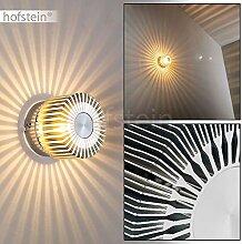 Wandleuchte Cantoni, Wandlampe aus Metall in