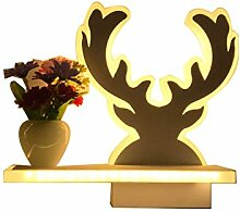 Wandleuchte- Dekorative Wandlampe - Kreative