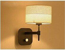 Wandleuchte E27-Led5 Watt Warmes Licht