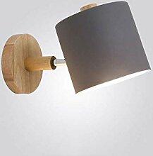 Wandleuchte E27 Wandlampe mit Einstellbar