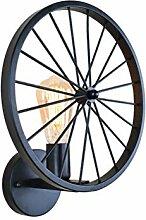 Wandleuchte, Einfach Rad Modellierung Aussen