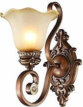 Wandleuchte- Europäische Wandlampe -