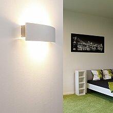 Wandleuchte Holz | Wandlampe LED 6W E27 |