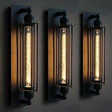 Wandleuchte im Retro Stil, Vintage Wandlampe