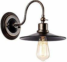 Wandleuchte IndustrialWandlampe Antik Metall