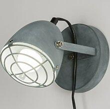 Wandleuchte Industrielook Modern Coole Lampen Grob