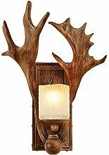 Wandleuchte Innen, Glass Lampenschirm Wandlampe