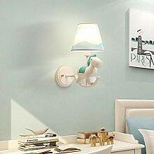 Wandleuchte,Kinderzimmer Nachttischlampe Cartoon