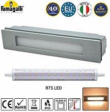 Wandleuchte LED Einbaustrahler mit IP55