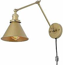 Wandleuchte LED Wandlampe Industriestil Retro