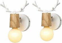 Wandleuchte LED Wandlampe Modern für