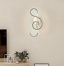 Wandleuchte- LED Wandlampe - moderne Wohnzimmer