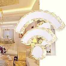 Wandleuchte LED Warmes Licht Wandlampe Modern