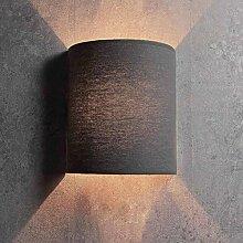 Wandleuchte Loft/halbrund/im modern