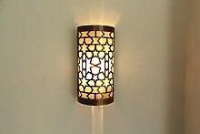 Wandleuchte marokkanische leuchten badezimmer