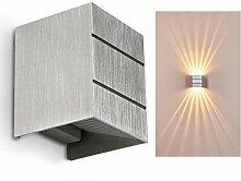 Wandleuchte mit tollen Lichteffekten - Wand Lampe