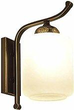 Wandleuchte Modern, Metall Wandlampe, Landhaus