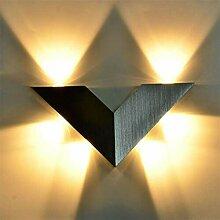 Wandleuchte Moderne LED Wandlampe Persönlichkeit