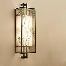 Wandleuchte,Nachttischlampe Chinesische Wandlampe