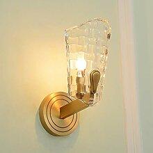 Wandleuchte,Nachttischlampe Moderne kupferne