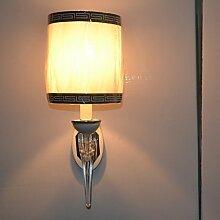 Wandleuchte Persönlichkeit Europäische Wandleuchte Großhandel home Schlafzimmer Wand Lampe am Bett Wandleuchte Korridor gang Lampen