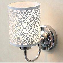 Wandleuchte personalisierte LED Wand Lampe hochwertige Wandleuchte Wandleuchte simple LED schmiedeeiserne Lampe