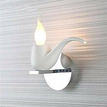 Wandleuchte Raum Kreative LED-Lampe Schlafzimmer