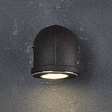 Wandleuchte Retro Industrial Style LED Wandlampe
