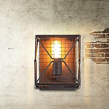 Wandleuchte Retro Wandlampe Nachtlampe Industrie