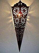 Wandleuchte Schmiedeeisen Marokkanische Lampe