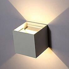 Wandleuchte Surenhap 7W LED Wandlampe mit