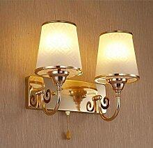Wandleuchte Wanddekoration Nachttischlampe