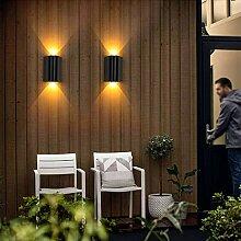 Wandleuchte Wasserdichte Außen Wandlampe Hotel