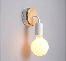 Wandleuchten Indoor Kreative Glas Wandlampe Retro