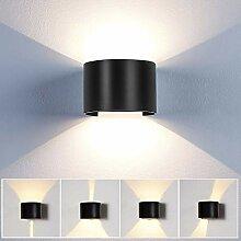 Wandleuchten Led Innen Aussen Modern,Wandlampe mit