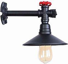 Wandleuchten Retro Industrie Wandlampe 1 Flammen