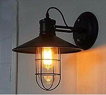 Wandleuchten, Wandlampe mit Leselicht, Wandlampe