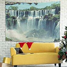 Wandlovers Fantasy Wasserfall Landschaft