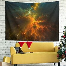 Wandlovers Galaxie Weltraumhimmel Sterne