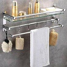 Wandmontage Badezimmer Regale Badzubehör