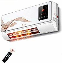 SUNTEC Badschnellheizer Heat Stream 2000 slim 2 Heizstufen Handtuchhalterung