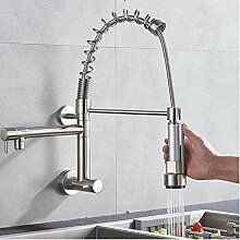 Wandmontage Feder Küchenarmatur Kaltwasser