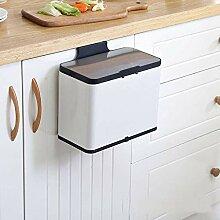 Wandmontage Mülleimer Küche Mit Inneneimer,